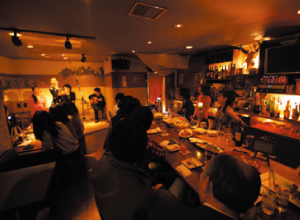 bar. BULERIAS(バル・ブレリア)