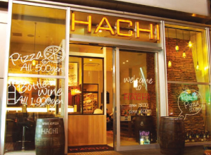 WINE&PIZZA HACHI(ワインアンドピッツァ ハチ)
