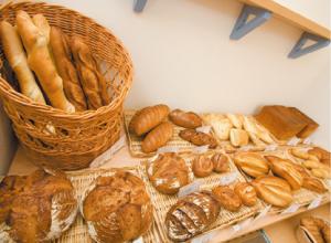 Boulangerie La fontaine de Lourdes(ルルド)